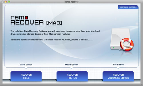 Computer file recovery software for mac - main page