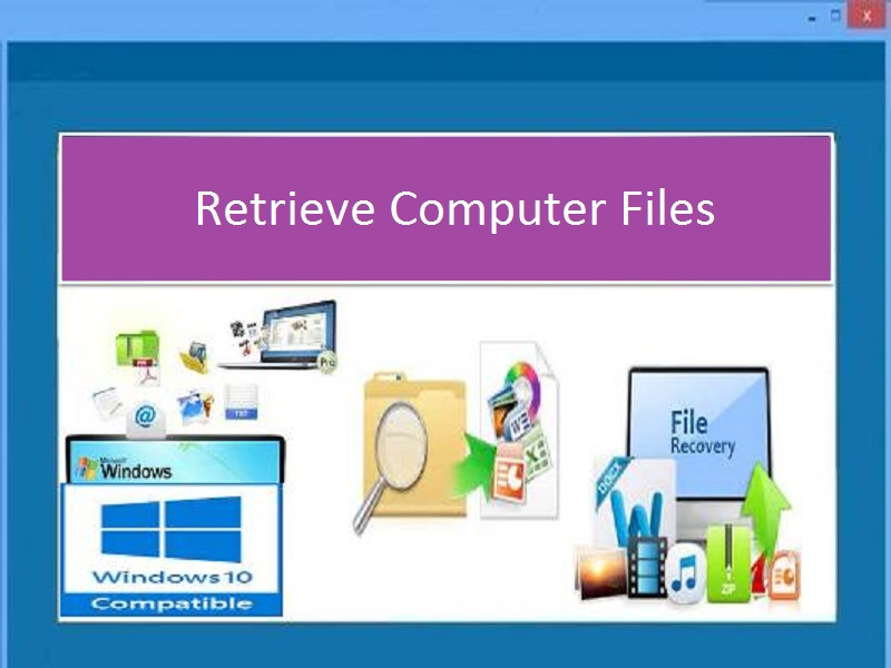 Software to restore deleted computer files